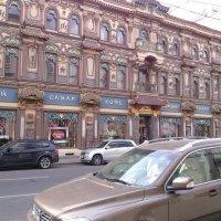 Город :: Мася Рюмина