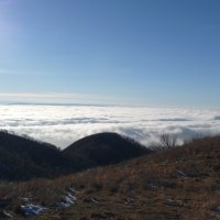 Выше облаков :: Михаил Мордовин