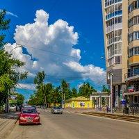 В выходной... :: Sergey Kuznetcov