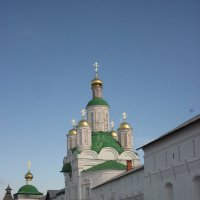 Церковь. :: Людмила Кравцова