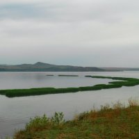 Слияние рек Иртышь-Уба :: Александр Вахрушев