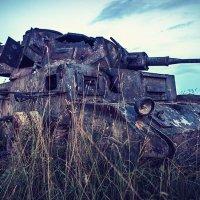 Rusty iron. :: Дмитрий Лаудин