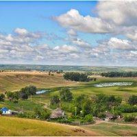Лето на хуторе. :: Владимир Горбунов