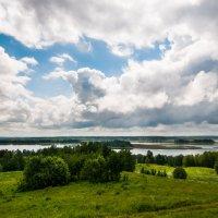 гора Маяк, Браславские озера :: Злата Красовская