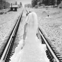Свадебная фотосъемка Наташи и Андрея. :: Евгений Носаль
