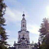 Церковь Иконы Казанской Божьей Матери :: Елена Бударевская