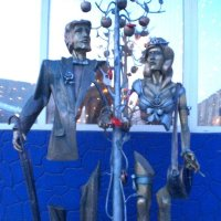 Памятник Молодожёнам :: Savayr