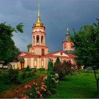 Церковь Воздвижения в Алтуфьево :: mila