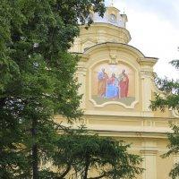 Петропавловская крепость. Великокняжеская усыпальница. :: Александр