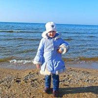 Зимнее море в Анапе... :: Алена Иванченко