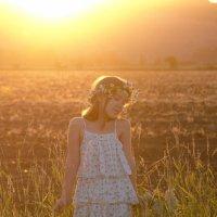 Под лучами уходящего солнца :: Оксана Артюхова