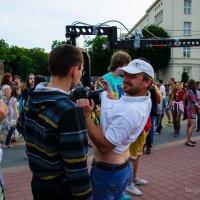 День Молодёжи в Бресте. :: Сергей Хомич