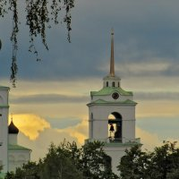 Псков,Троицкий собор(колокольня) :: Татьяна Осипова(Deni2048)