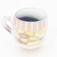 Чашка :: Елена Федотова