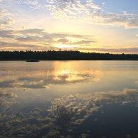 в краю облаков :: liudmila drake