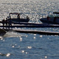 блики на воде :: Валерий Дворников