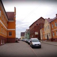Одна из улиц моего города. :: Антонина Гугаева