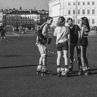 Новые знакомства :: Valerii Ivanov