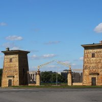Египетские ворота... :: Tatiana Markova