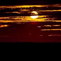 Полосатый закат :: Дамир Каримов