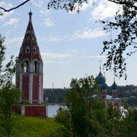 Казанская Преображенская церковь :: Ирина М