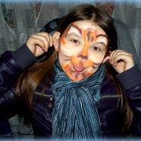 Я тигрёнок, а не киска... :: Наталья Агеева
