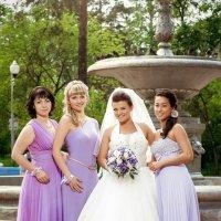 Подруги невесты :: Анна Вакина