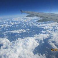 Под крылом самолёта :: раиса Орловская
