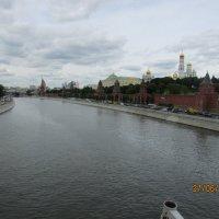 Москва-река :: раиса Орловская