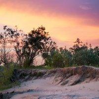 Закат на острове :: Максим Зайцев
