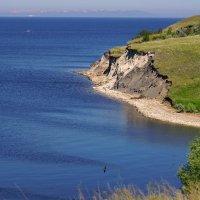 Волга - Волга :: Ирина Крохмаль