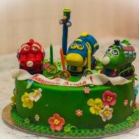 Именинный пирог :: Vladimir 070549