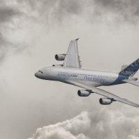 Airbus a380 :: Ростислав Красноперов