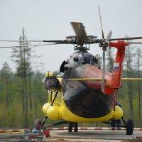 вертолёт Ми-8 амт :: Александр Мелешко