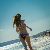 На пляже :: sergey demidov