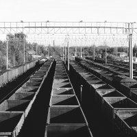 Железнодорожный вокзал :: Юлия Бахтигалиева