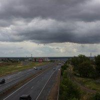 Дорожно-небесное :: Giv Uturgauli