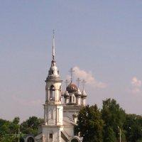 Церковь Сретения  господня, что на Набережной. :: Galina Leskova