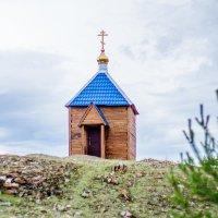 На холме :: Екатерина Просвирнина