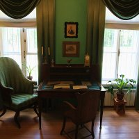 В тиши старинного кабинета :: Nikolay Monahov