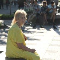 Питерская жара :: Irina BlueSable