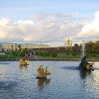 Межеумный фонтан. :: Лия ☼