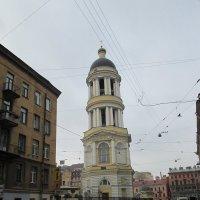 Колокольня Владимирской церкви :: Томчик Подольская