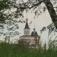 храм в Ложке :: Михаил Фролов