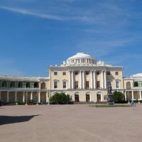 Павловский дворец :: Наталия Короткова