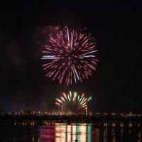 Празднование дня Независимости в Америке :: Александр Карапунарлы