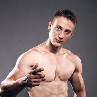 А ты записался в спортзал ? :: Andrew Liovkin