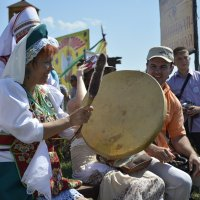 Ительменский барабан :: Олег Меркулов
