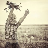 Хорошо в деревне летом! :: Dima Pavlov