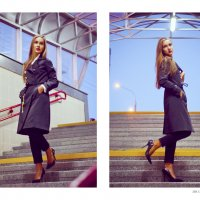 Прогулка по ночному городу :: Julia Gytenko